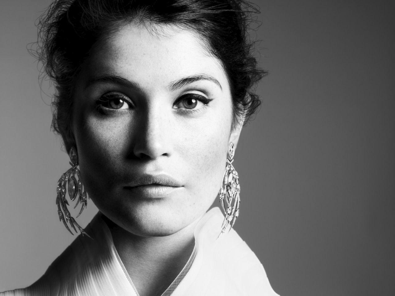 Gemma Arterton Photoshoot Vanity Fair UK