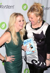 Melissa Joan Hart Book Launch Party In York