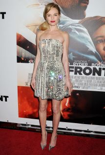 Kate Bosworth Red Carpet - Homefront Movie Premiere In