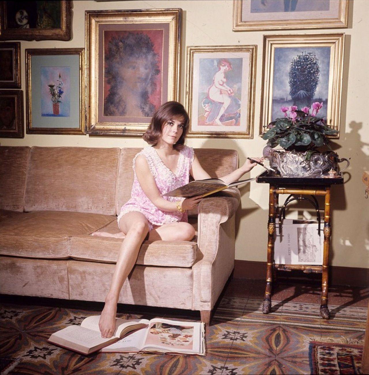 Natalie Wood Rare Shoot 8 High Quality Photos