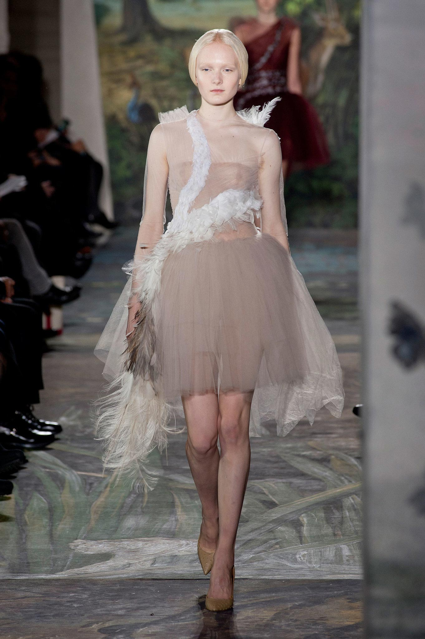 VALENTINO Haute Couture Spring Summer 2014 Full Show  Paris January 2014