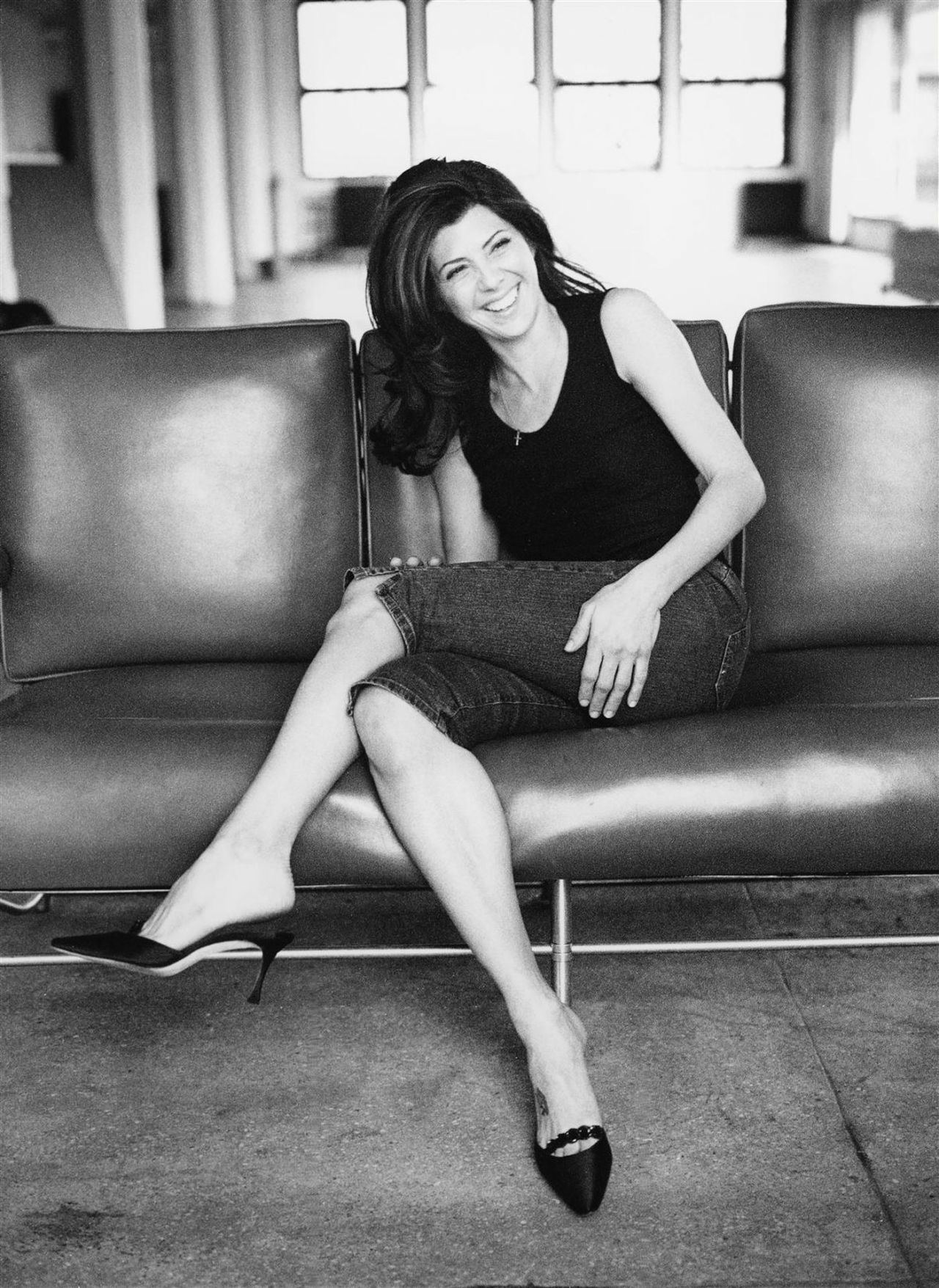 Marisa Tomei  Photoshoot by Pamela Hanson