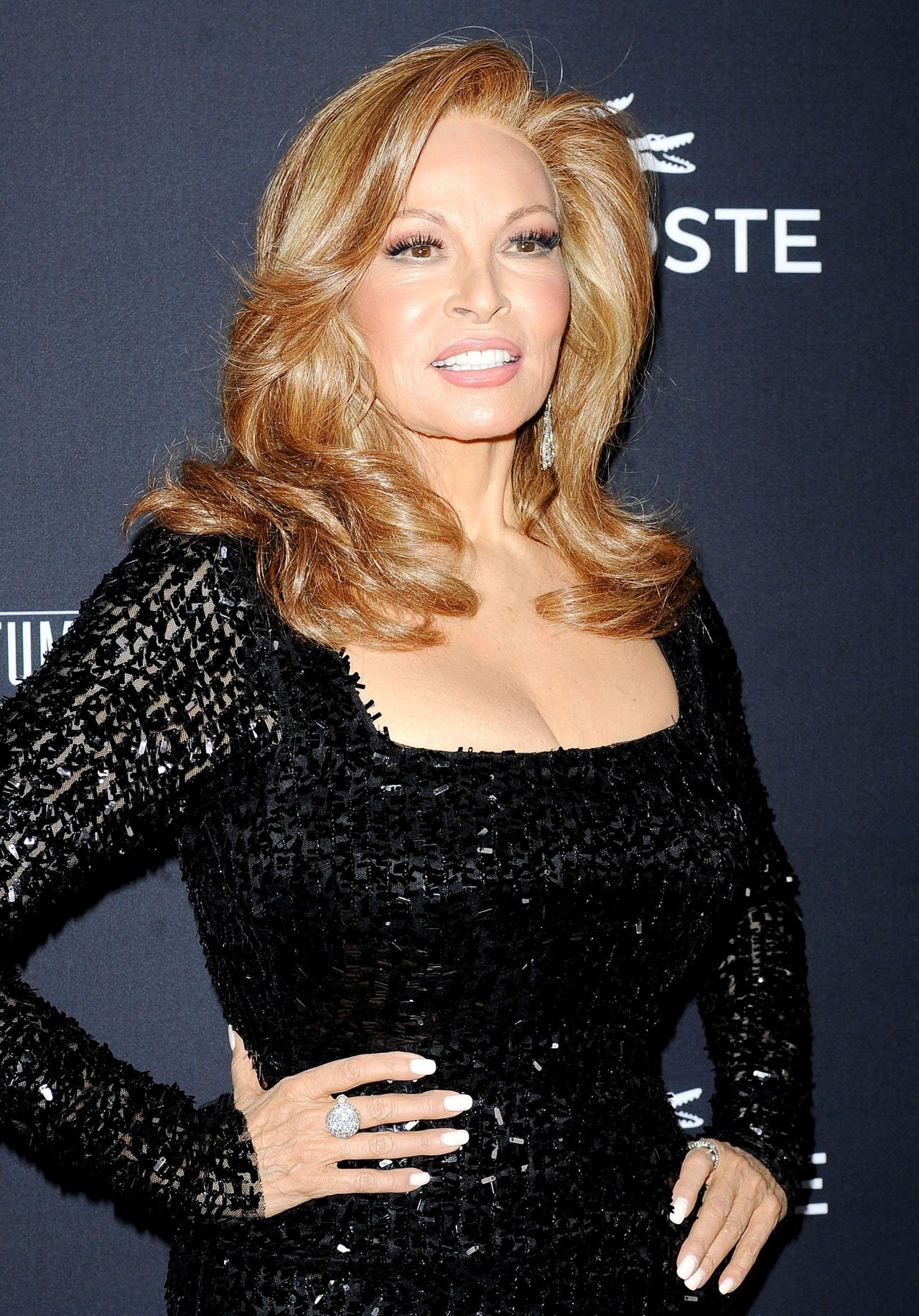 Raquel Welch  2014 Costume Designers Guild Awards in Beverly Hills