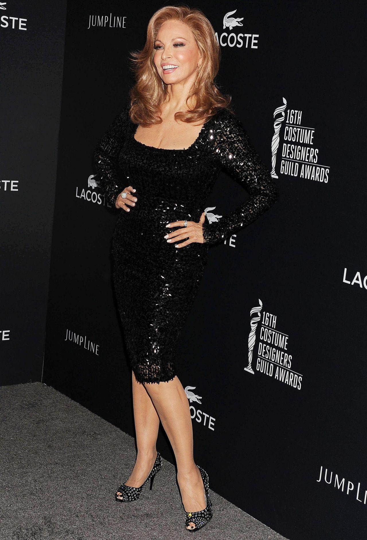 Raquel Welch  2014 Costume Designers Guild Awards in
