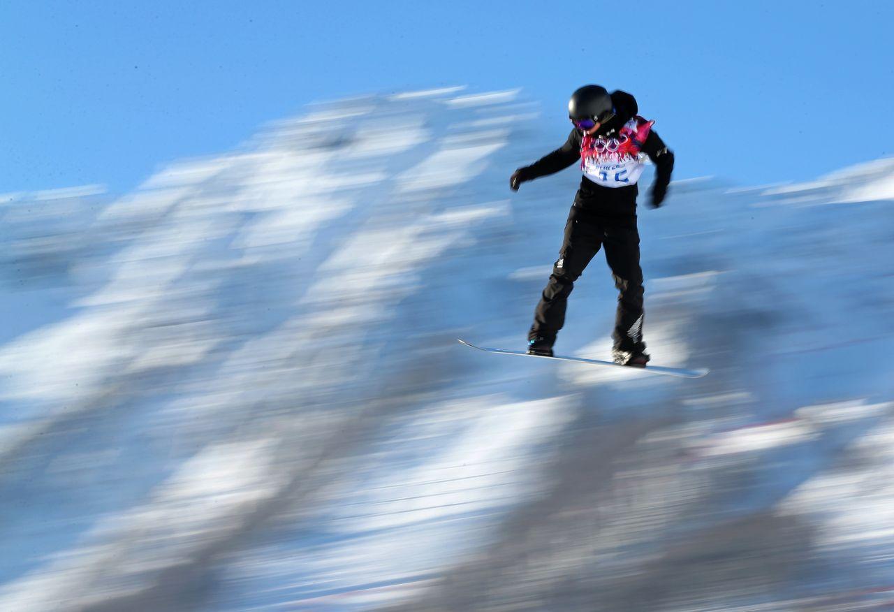 Silje Norendal  2014 Sochi Winter Olympics Norwegian