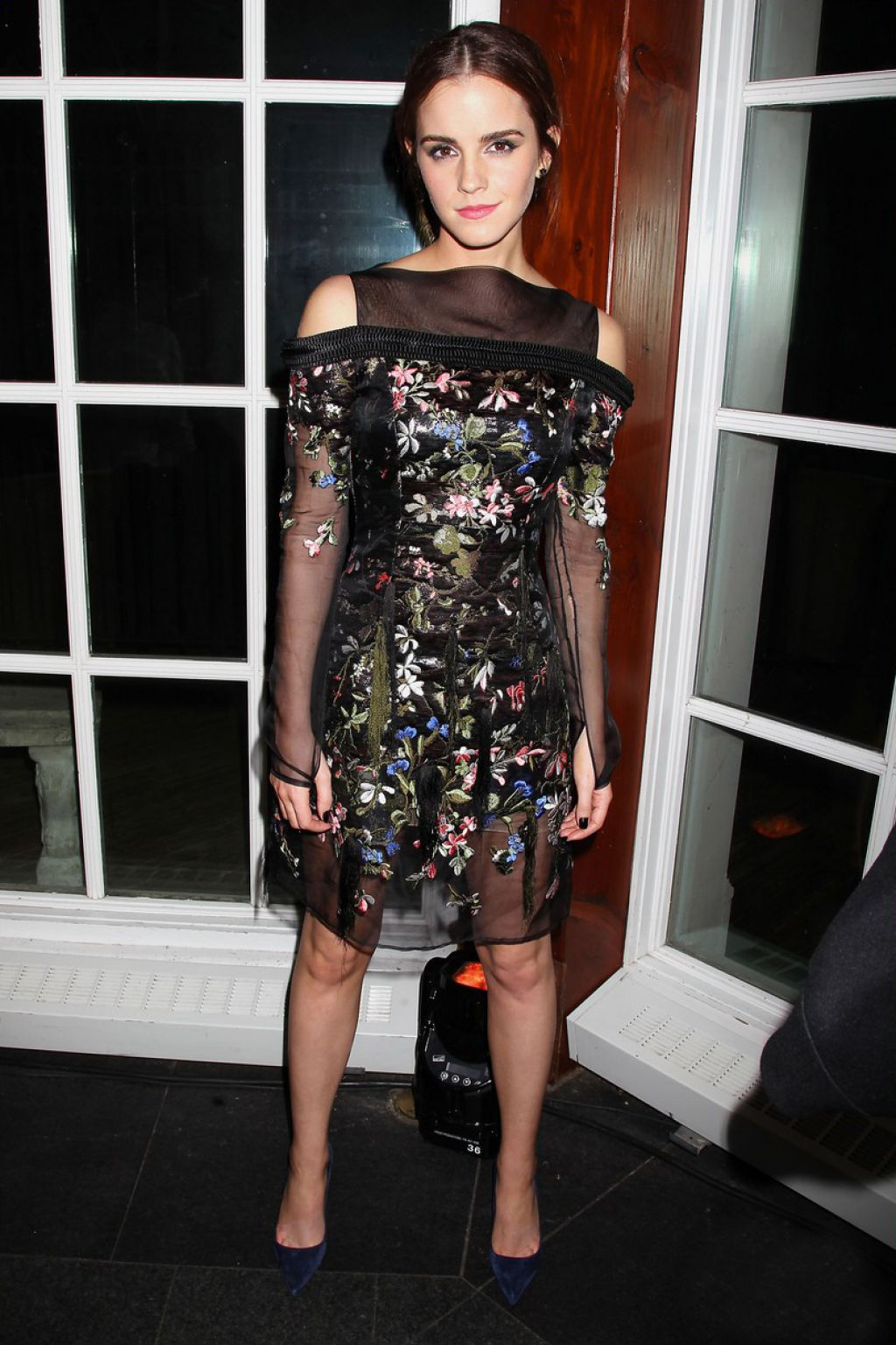 Emma Watson  Noah After Party in New York City