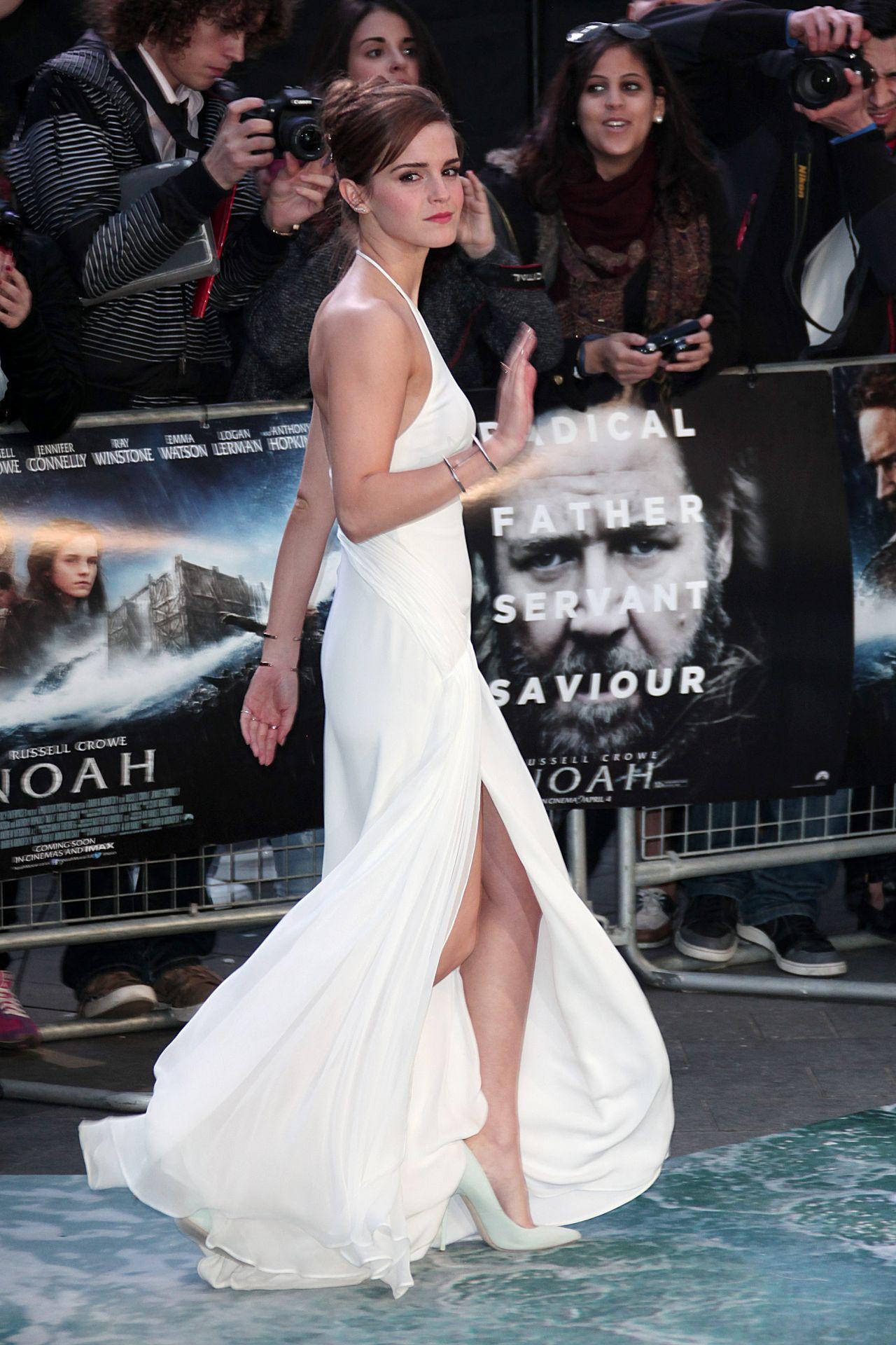 Emma Watson  Noah Premiere in London