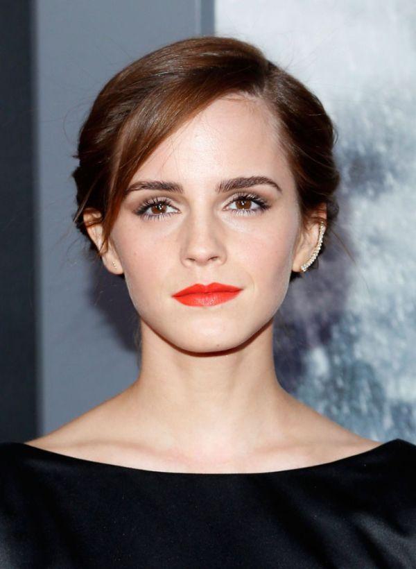 Emma Watson Red Carpet - 'noah' Premiere In York City