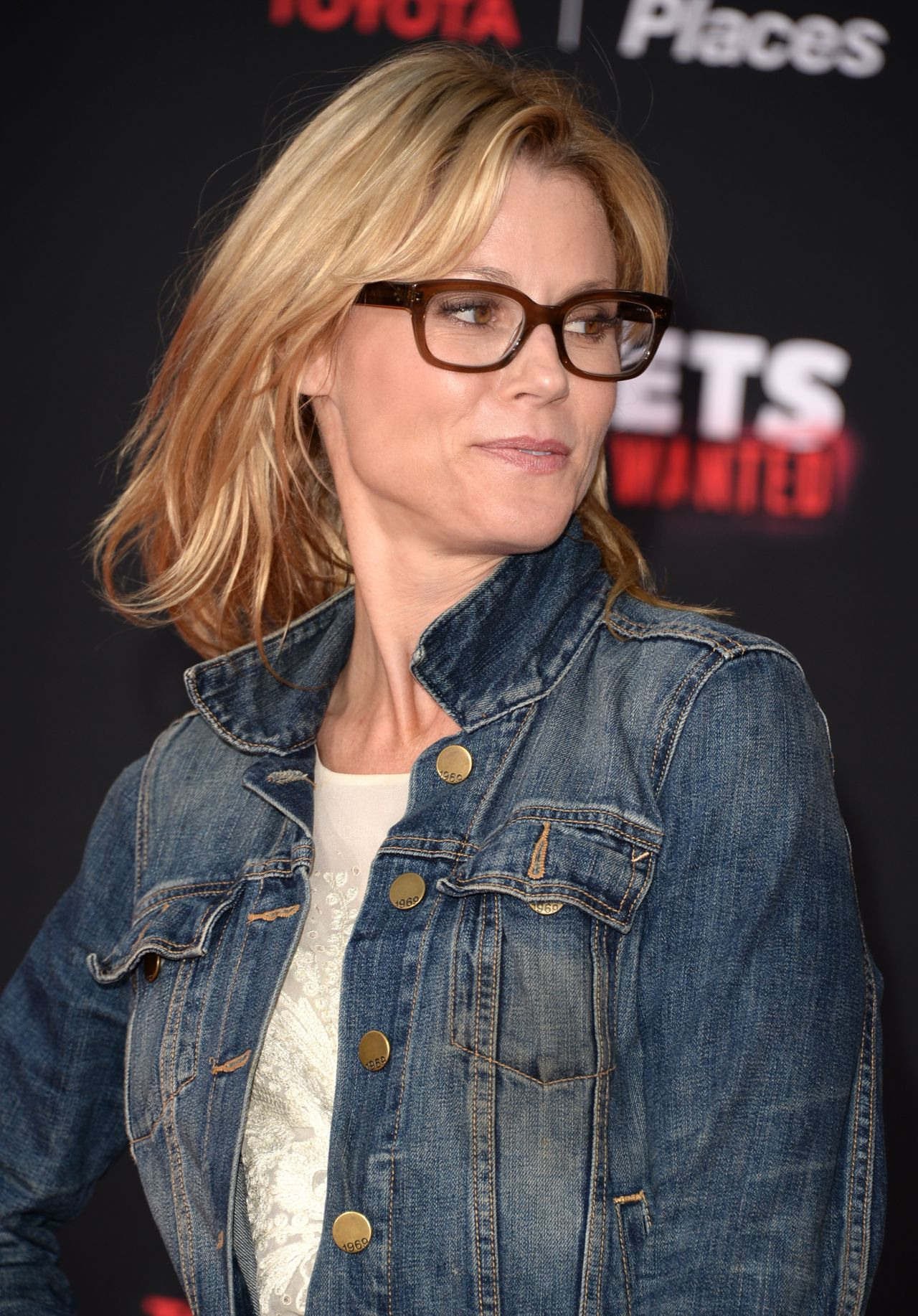 Julie Bowen Muppets Most Wanted Premiere In Hollywood