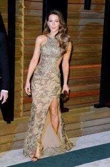 Kate Wearing Elie Saab Gown 2014 Vanity Fair