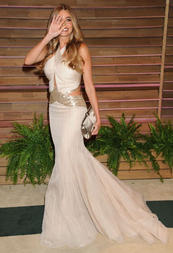e440cfea43800 Sofia Vergara Vanity Fair Oscar Party 2014