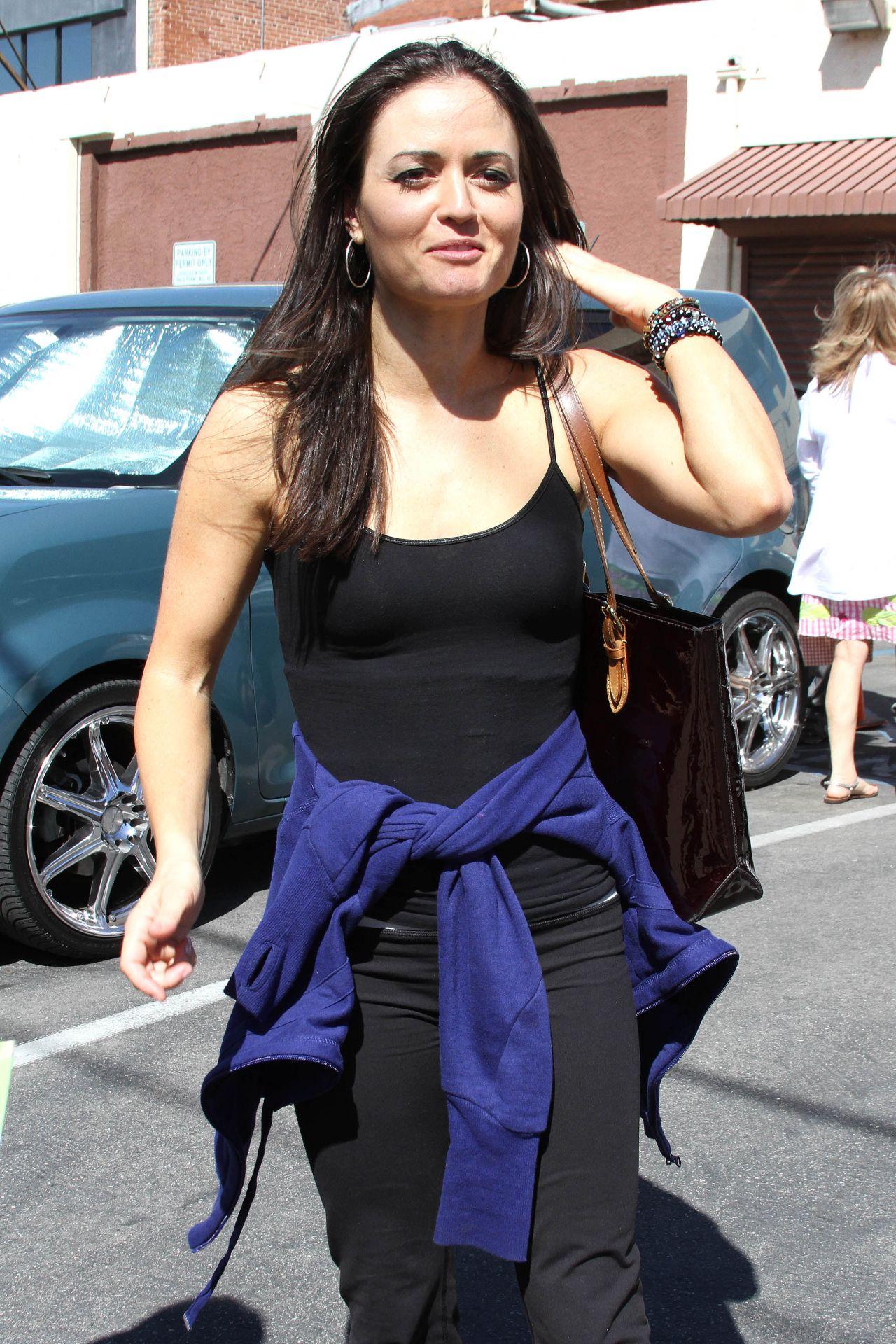 Girl In Yoga Pants Wallpaper Danica Mckellar Dwts Rehearsal In Los Angeles April 2014