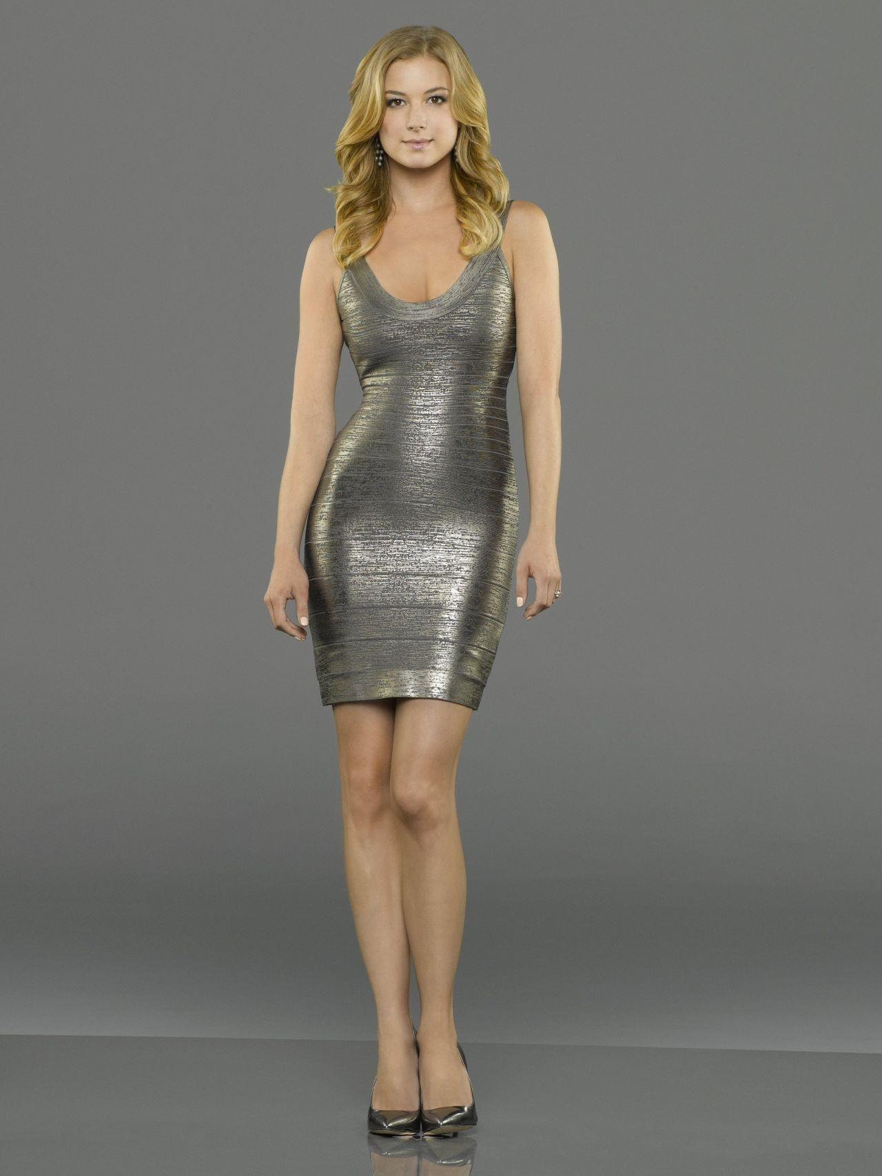 Emily VanCamp  Revenge TV Series Season 3 Promoshoot