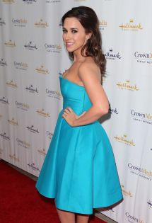 Lacey Chabert - ' Color Of Rain' Premiere In Beverly Hills