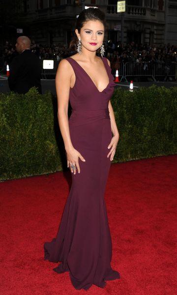 selena Selena Gomez – Met Costume Institute Gala 2014