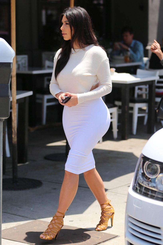 Kim Kardashian Yeezy Shoes