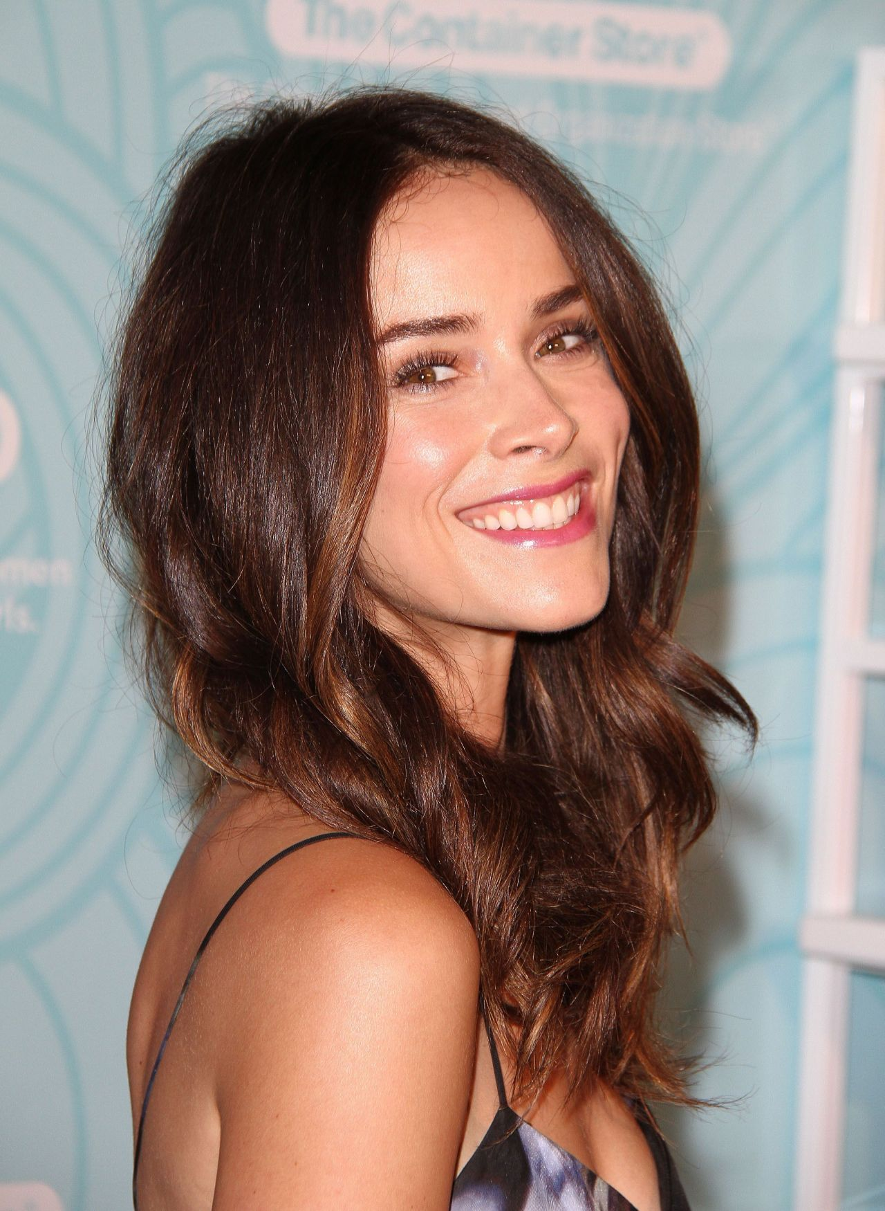 Abigail Spencer  2014 Step Up Inspiration Awards in