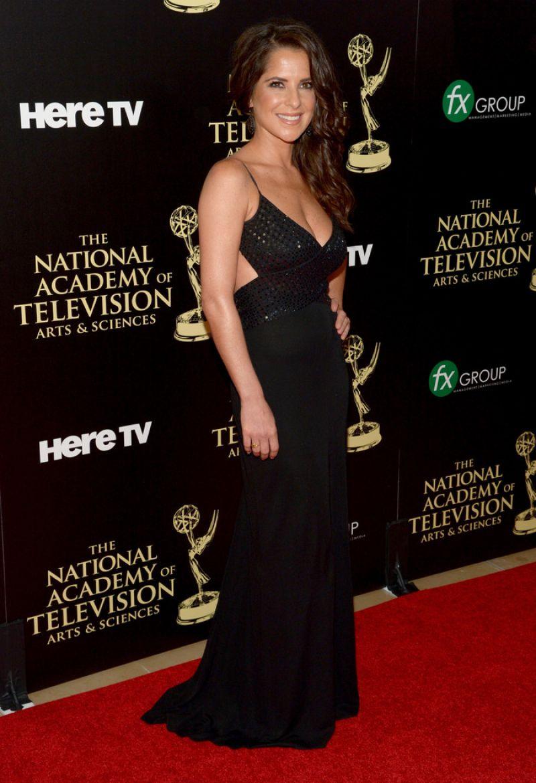 Kelly Monaco  2014 Daytime Emmy Awards in Beverly Hills