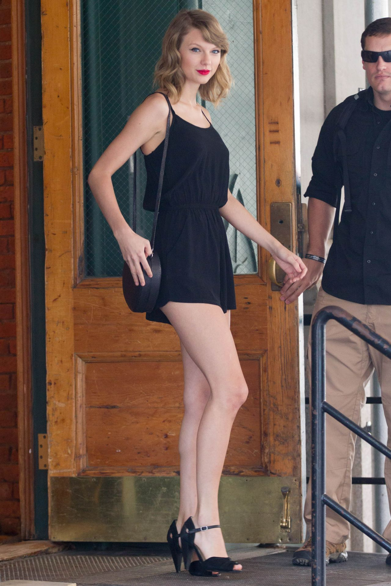 Taylor Swift Every Day Leggy  Out in NYC  June 2014