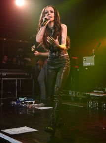 Cher Lloyd Performs - In London July 2014