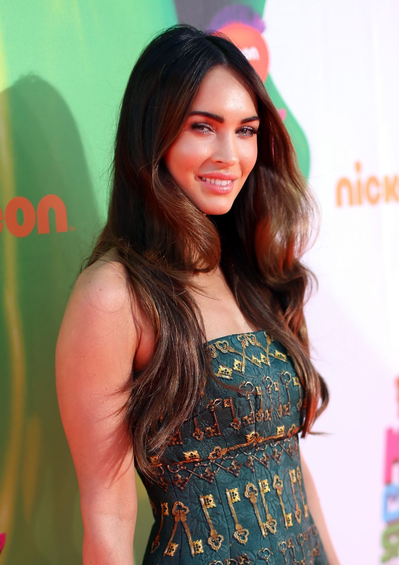 Megan Fox  2014 Nickelodeon Kids Choice Sports Awards in