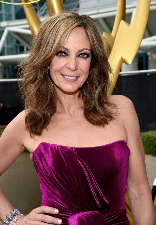 Allison Janney Emmy Awards