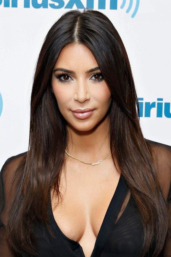 Kim Kardashian Siriusxm Studios In York City - August 2014