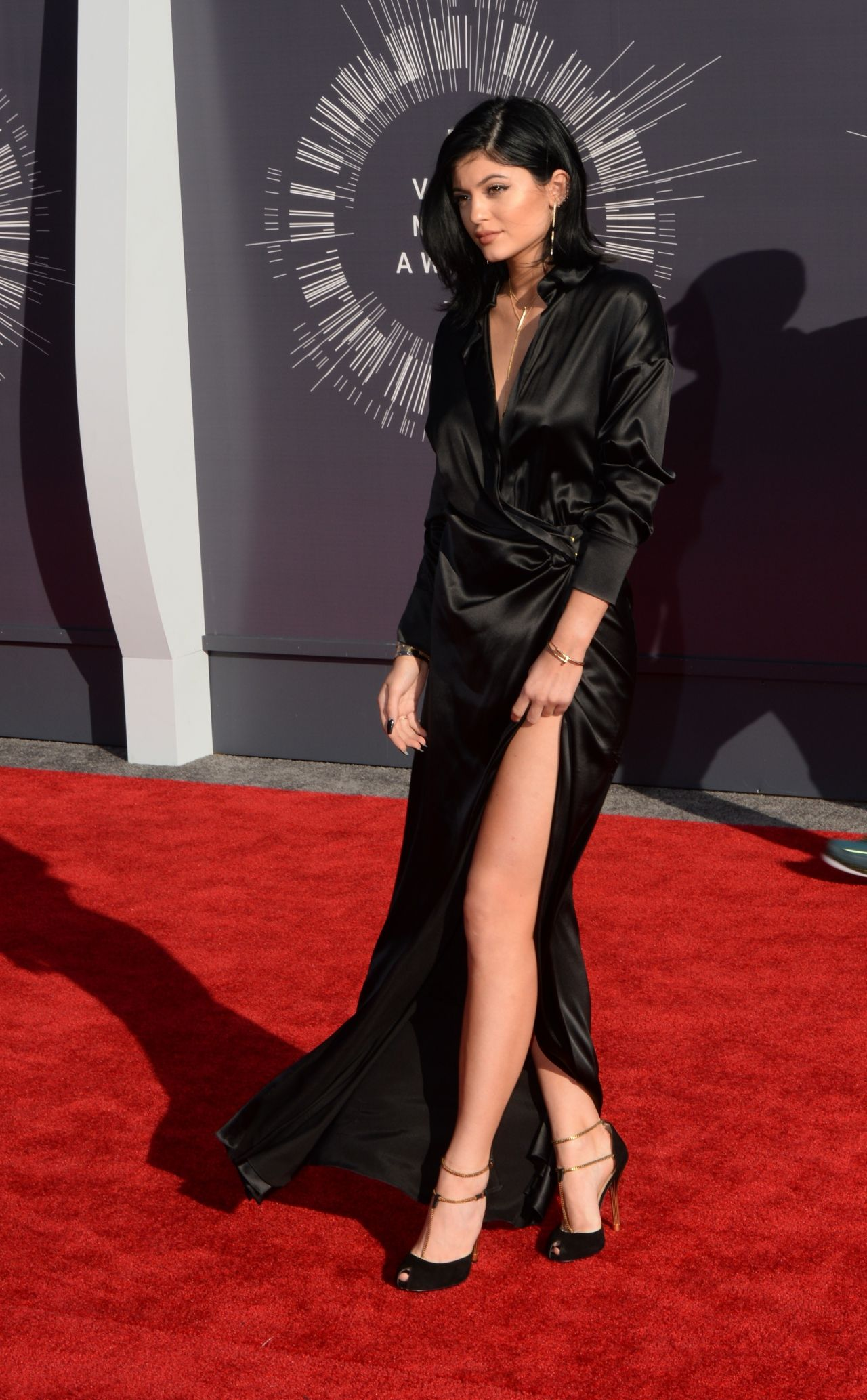 Kylie Jenner  2014 MTV Video Music Awards in Inglewood