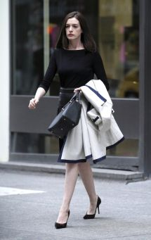 The Intern Anne Hathaway Skirt