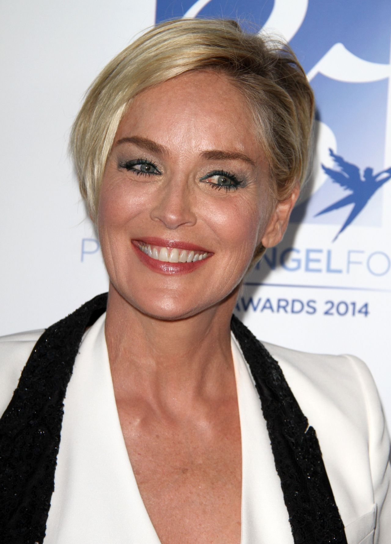 Sharon Stone The Angel Awards 2014 In Los Angeles