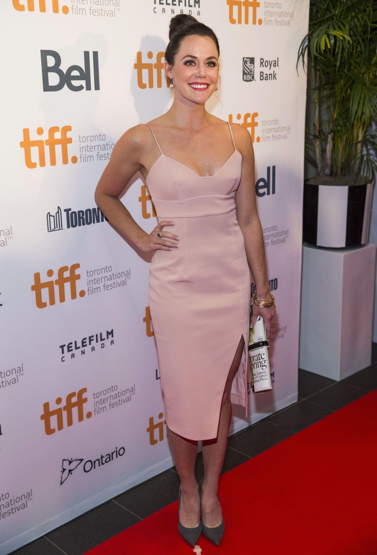 Tessa Virtue  2014 TIFF Gala