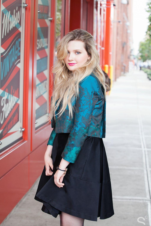 Abigail Breslin  Photoshoot for StyleCaster 2014