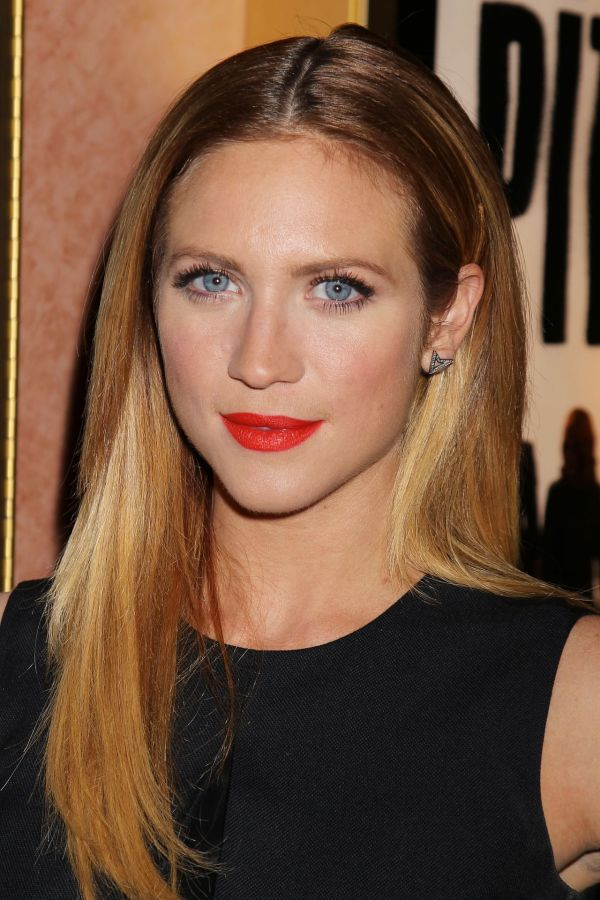 Brittany Snow Pitch Perfect Sing- Screening Amc Theatre In York City