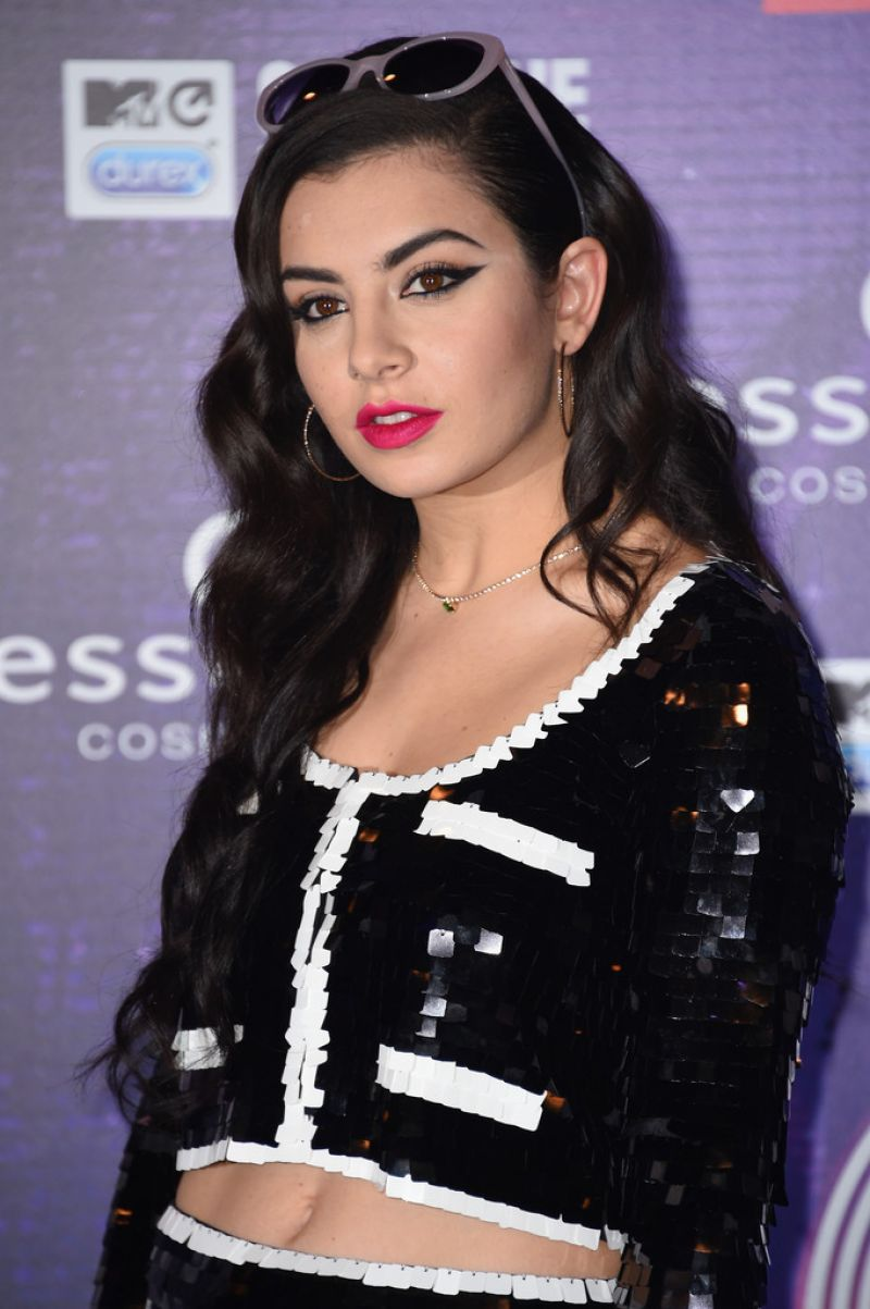 Charli XCX  MTV EMAs 2014 in Glasgow