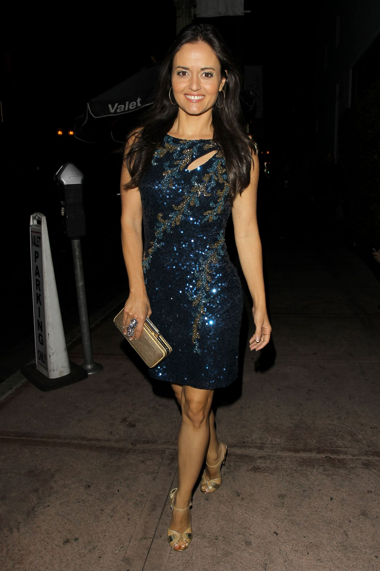 Danica McKellar Style  Out in Hollywood November 2014