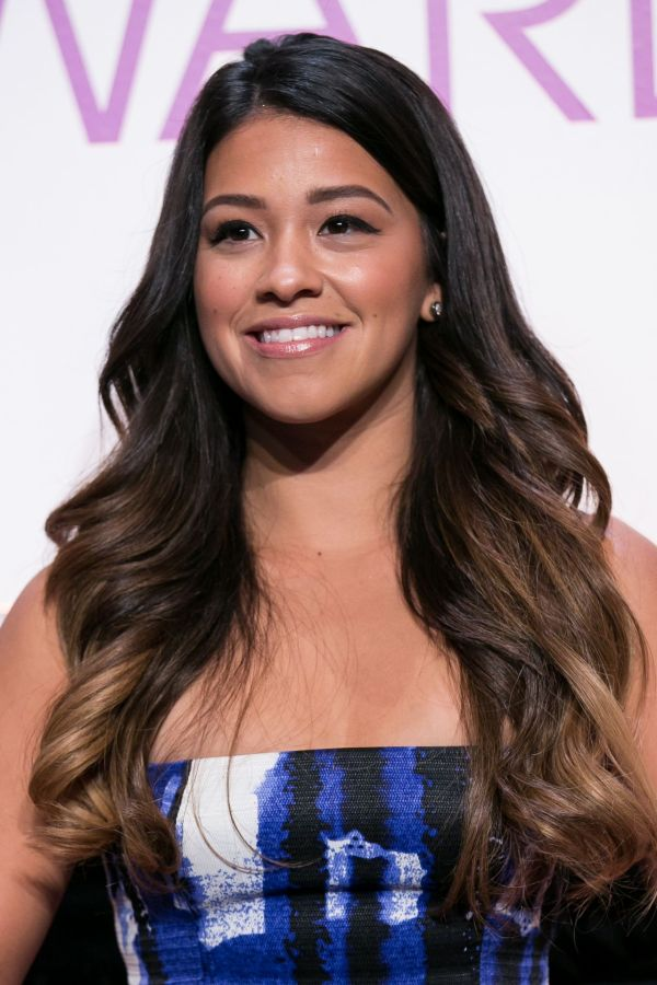 Gina Rodriguez - People' Choice Awards 2015 Nominations Press Conference In Beverly Hills