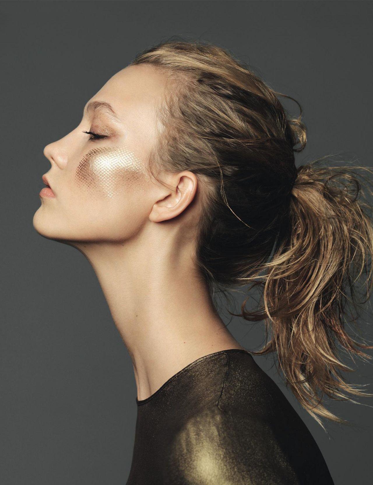 Karlie Kloss  ELLE Magazine France December 2014 Issue