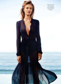 Rosie Huntington-whiteley - Harper' Bazaar Magazine