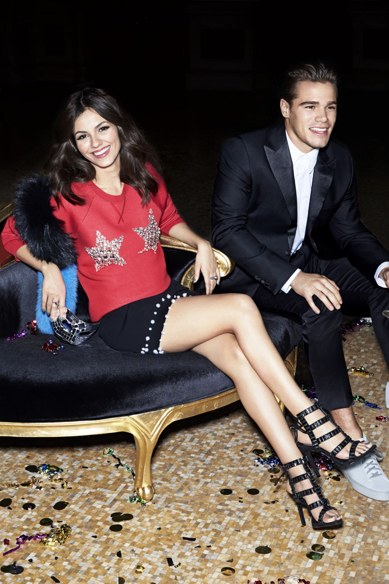 Victoria Justice Photos  Cosmopolitan Magazine  January 2015