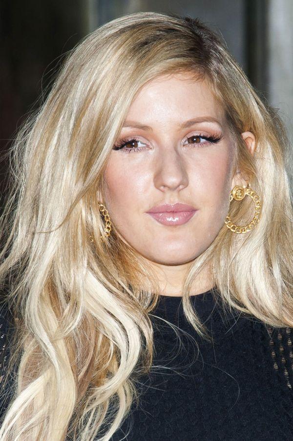 Ellie Goulding - Versace Show Part Of Paris Fashion