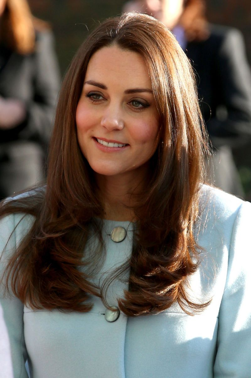 Kate Middleton Style Visits The Kensington Leisure