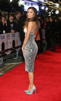 Nicole Scherzinger Red Carpet Pics - 'selma' Premiere In