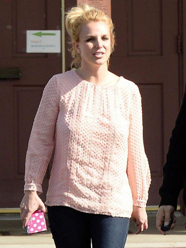 Britney Spears Street 2015
