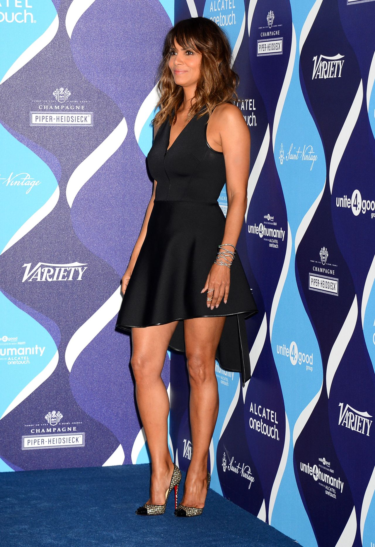 Halle Berry 2015 Unite4humanity In Los Angeles