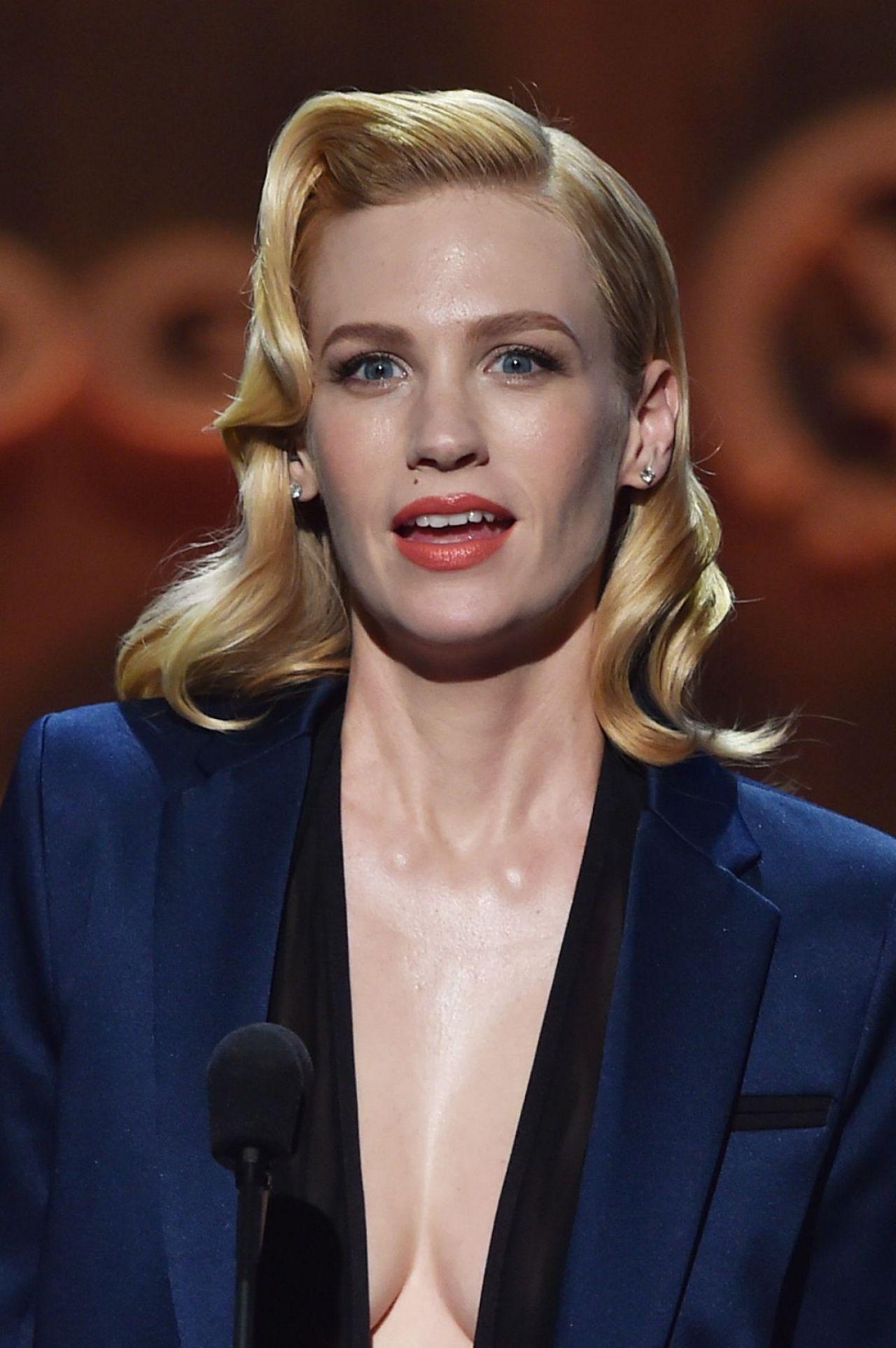 January Jones  2015 Directors Guild of America Awards in Century City
