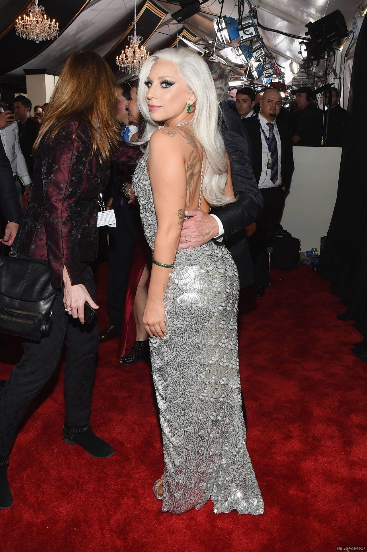 Lady Gaga  2015 Grammy Awards in Los Angeles