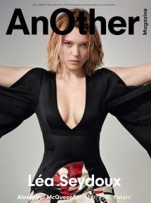 Lea Seydoux - Magazine February 2015