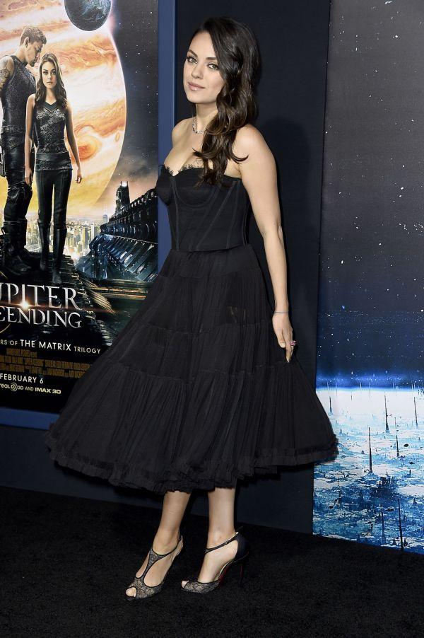 Mila Kunis - 'jupiter Ascending' Premiere In Hollywood