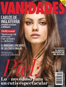 2015 Magazine Mila Kunis