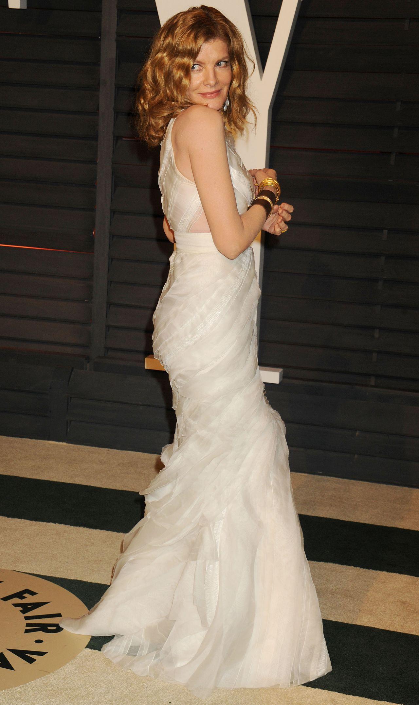 Rene Russo  2015 Vanity Fair Oscar Party in Hollywood